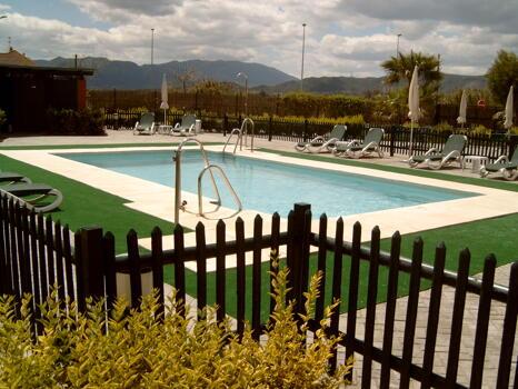 Foto de los servicios de Hotel Posadas de España Malaga