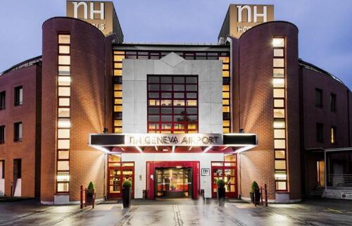 Foto del exterior de Hotel NH Geneva Airport