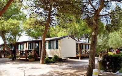 Foto degli esterni Camping Villaggio Santa Maria Di Leuca