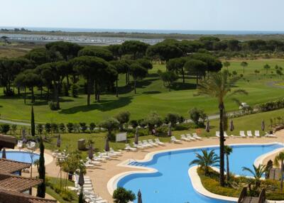 Foto del exterior de Hotel Precise Golf Resort El Rompido