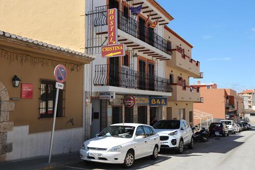 Foto del exterior de Hostal Cristina