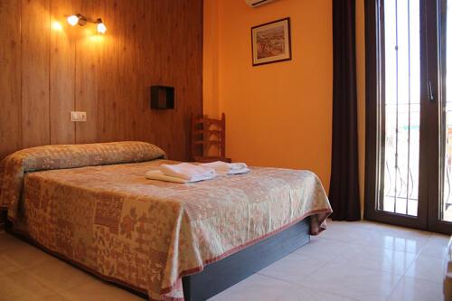 Foto de una habitación de Hostal Cristina