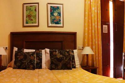 Foto de una habitación de Hostal Loreto