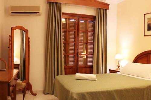 Foto de una habitación de Hotel Antonio Conil