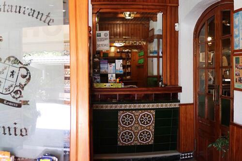 Foto de las zonas nobles de Hotel Antonio Conil