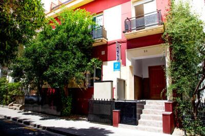 Extérieur de l'hôtel - Hostel Dolce Vita