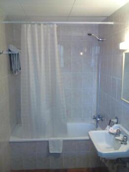 Foto del baño de Hotel Planas