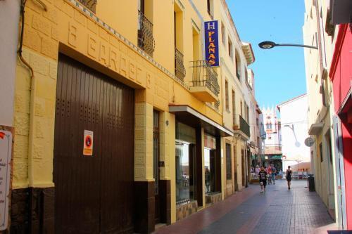 Foto del exterior de Hotel Planas