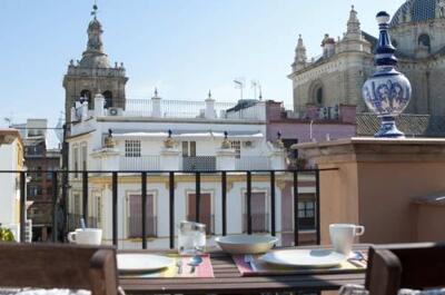 Bild - Apartamentos Vacacionales Sevilla