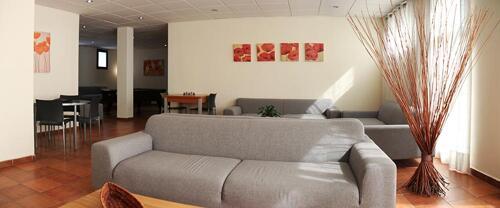 Foto de las zonas nobles de Aparthotel Nou Vielha