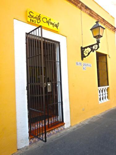 Foto del exterior de Suite Colonial