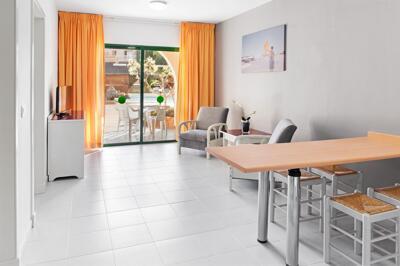 Foto de una habitación de Elba Lucía Sport & Suite Hotel