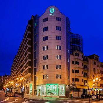 "Foto del exterior de ""Hotel Nature Oviedo"""