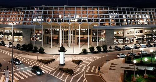 Außenansicht - Hotel da Musica