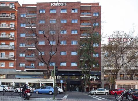 Foto del exterior de Hotel Acta Madfor