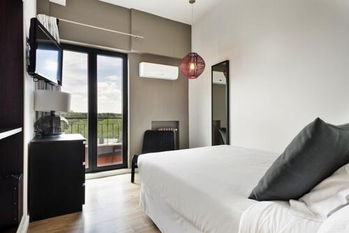 Foto de una habitación de Hotel Acta Madfor