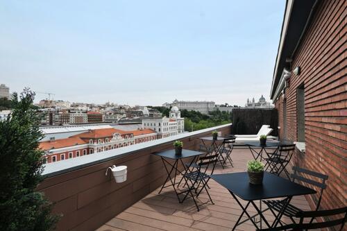 Foto de las zonas nobles de Hotel Acta Madfor