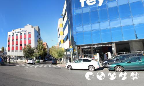 Foto do exterior - Travelodge Madrid Alcalá