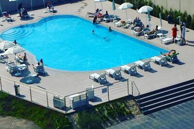 Extérieur de l'hôtel - Catania International Airport Hotel