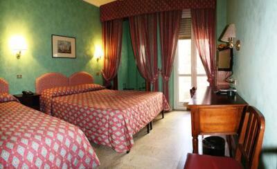 Foto de una habitación de Euro Motel
