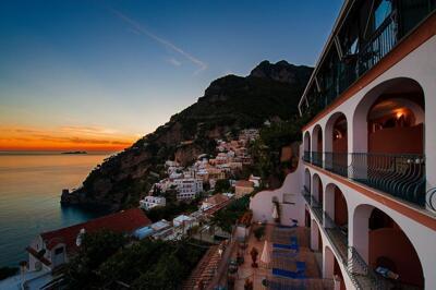 Foto del exterior de Hotel Il Gabbiano