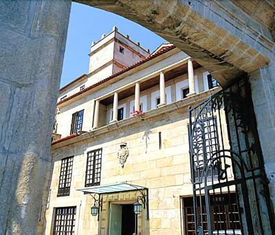 Foto del exterior de Parador de Pontevedra