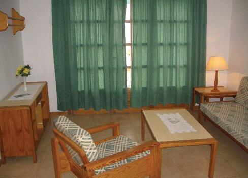 Foto de una habitación de Complejo Playa Flor