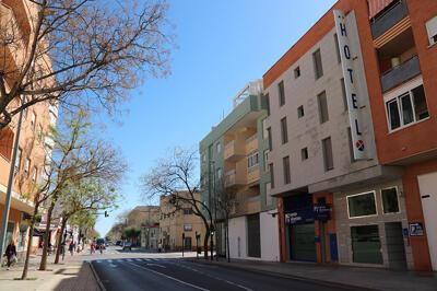 Foto del exterior de Hotel Adsubia