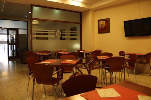 Restaurant - Hotel Adsubia