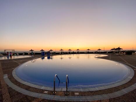 Foto degli esterni RVHotels Sea Club Menorca