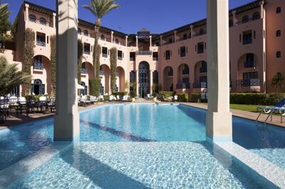 Foto de los servicios de Hotel Marrakech le Tichka