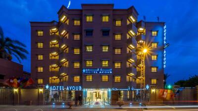 Foto de los servicios de Hotel Ayoub & Spa