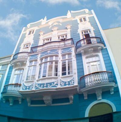 Foto degli esterni Downtown House