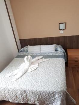 Room – Hostal Oklahoma