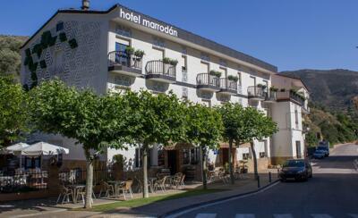 Foto del exterior de Hotel Restaurante Marrodan