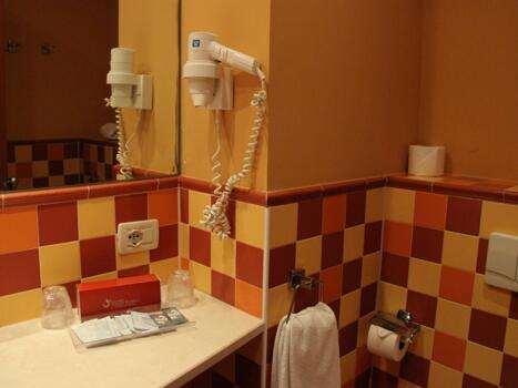 Badezimmer - Ohtels Fenix Family