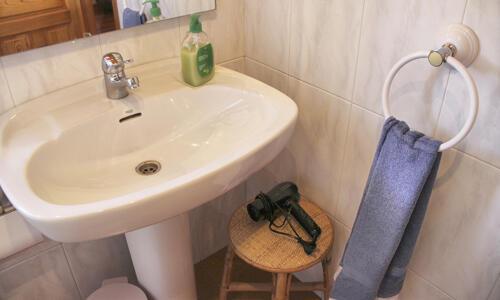 Foto del bagno Casa Rural Casa Ferraz