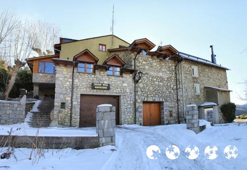 Foto del exterior de Casa Rural Casa Ferraz