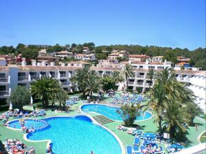 """Extérieur de l'hôtel - """"Aparthotel Playas Ca's Saboners"""""""