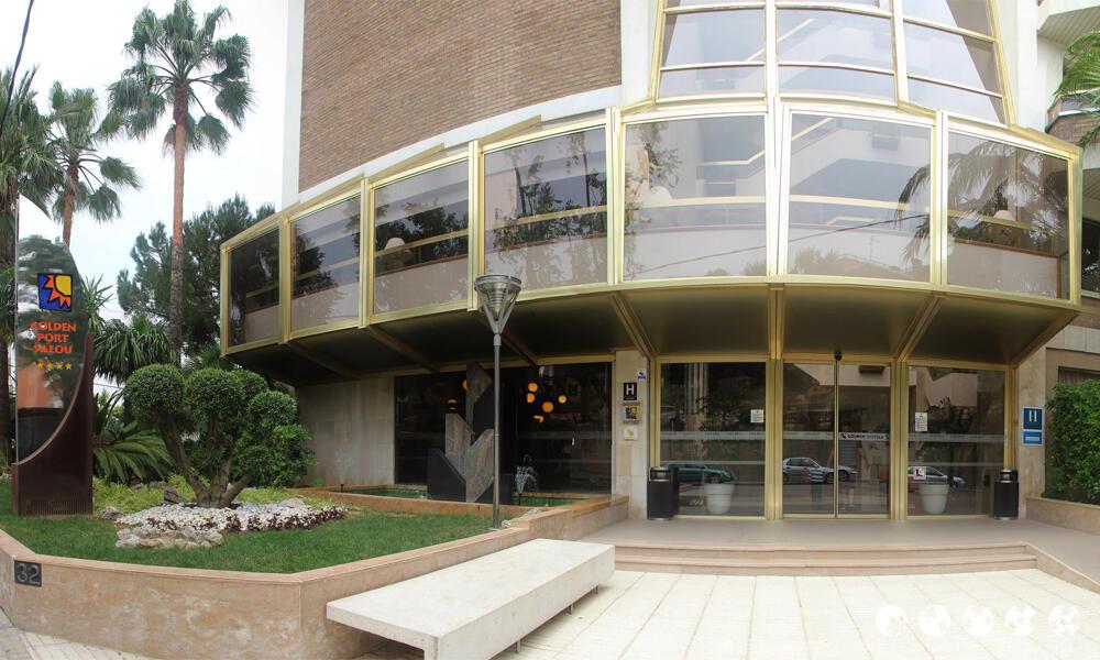 Hotel Golden Port Salou Spa Salou Centraldereservascom - Hotel golden port salou