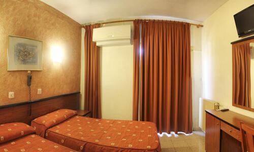 Foto de una habitación de Hotel Continental Tossa