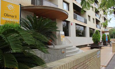 Foto del exterior de Aparthotel Olimar II