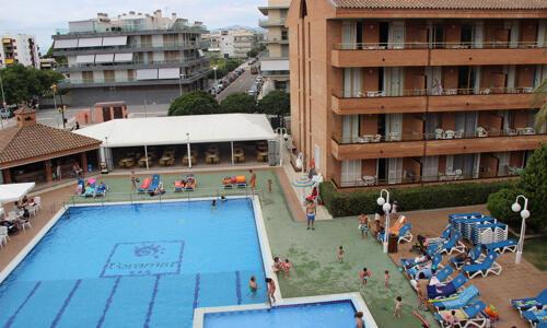 Foto de los servicios de Aparthotel Voramar