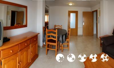Foto di una camera da Biarritz Apartamentos Bloque I