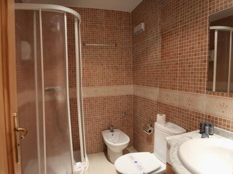 Foto del baño de La Pleta de Soldeu Apartments