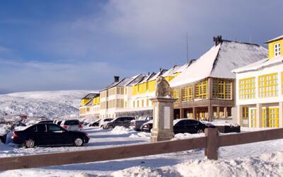 Foto del exterior de Luna Hotel Serra da Estrela