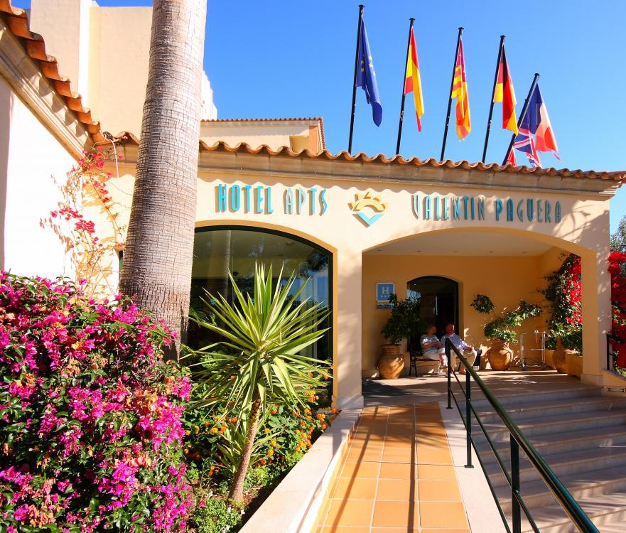 Valentin Paguera Hotel & Suites - Adults Only, Paguera ...