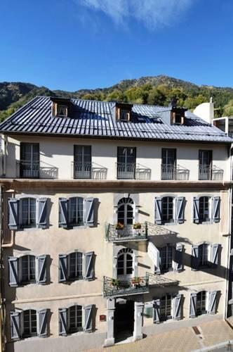 Bild - Hôtel La Montagne Fleurie