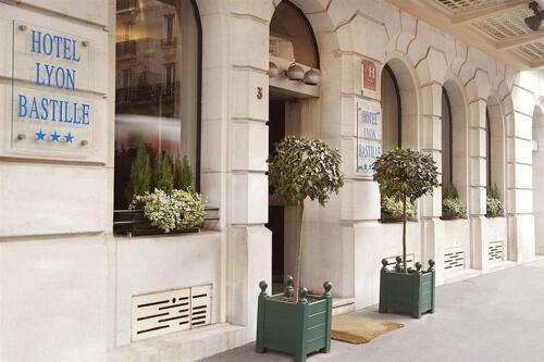 Foto del exterior de Hotel Lyon Bastille