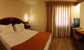 """Foto de una habitación de """"Hotel Metrópolis"""""""